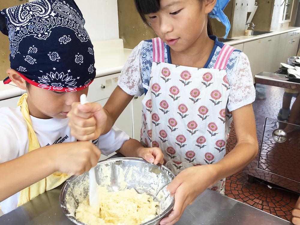 子ども 料理教室 クックランチ