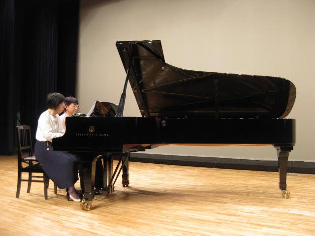 ピアノ(高津センター)